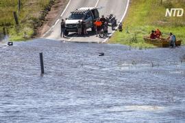 Новый Южный Уэльс приходит в себя после сильнейшего за полвека наводнения