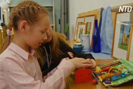 Дети в карельском посёлке осваивают премудрости мультипликации