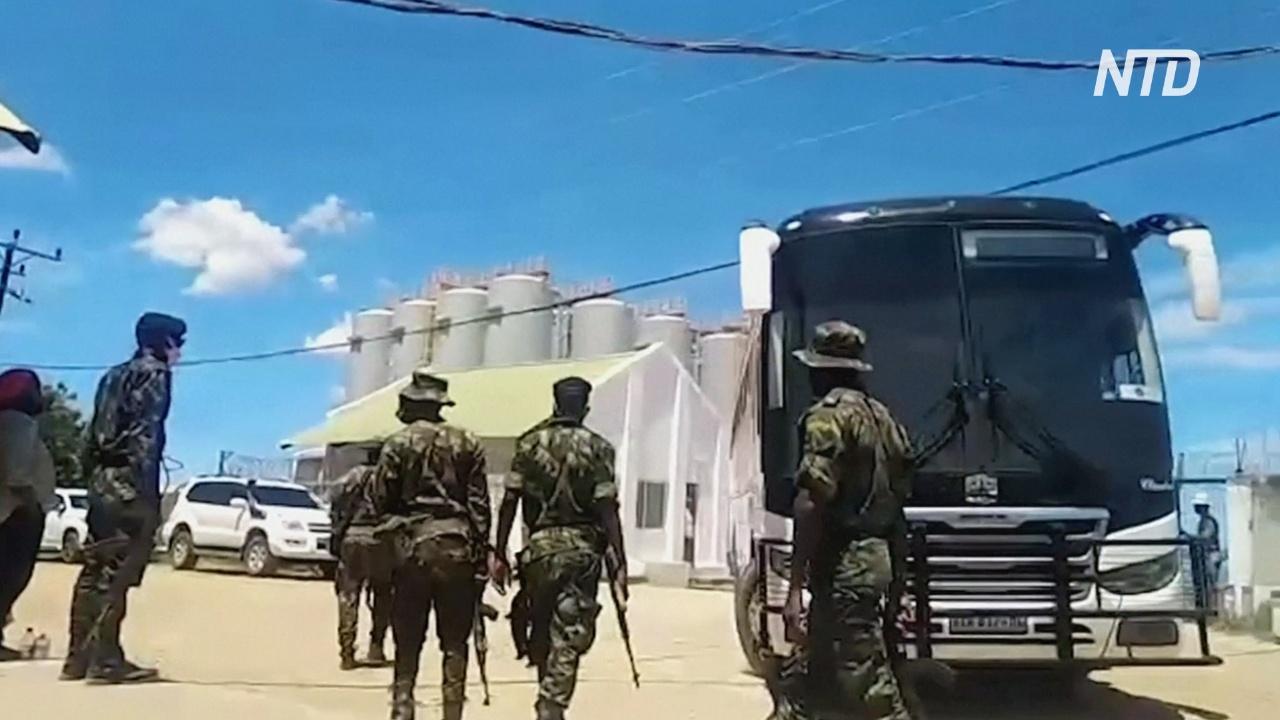 Исламистские боевики убили десятки человек в мозамбикском городе Пальма