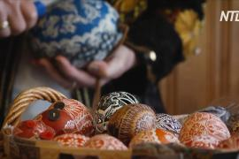 «Королева дизайна яиц» надеется, что такое ремесло объединит семьи перед Пасхой