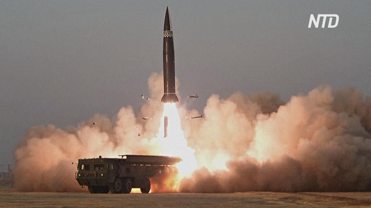 Северная Корея, возможно, снова провела испытания баллистических ракет