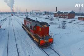Российские локомотивы оборудуют системой автономного управления