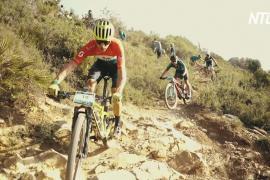 В горных велогонках Mediterranean Epic победили итальянец и швейцарка