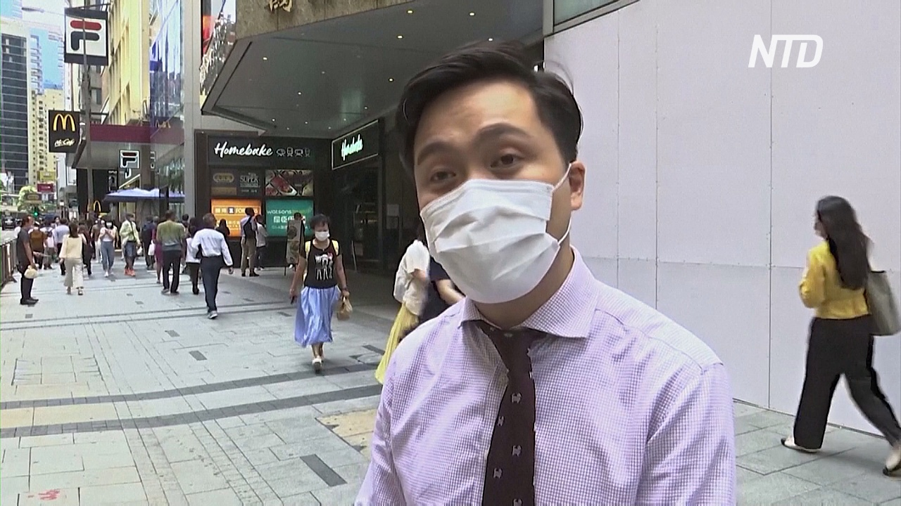 «У нас больше нет выборов»: гонконгцы – об избирательной реформе