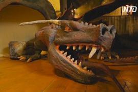 Музей живой бумаги: в Петербурге удивляют экспонатами из папье-маше