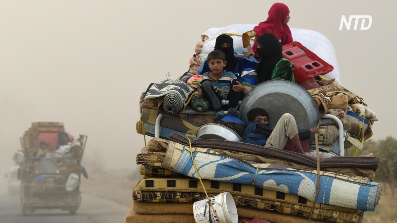 Международные доноры пообещали $6,4 млрд для помощи сирийцам