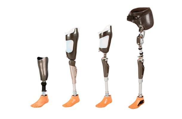 Конструкции протеза ноги
