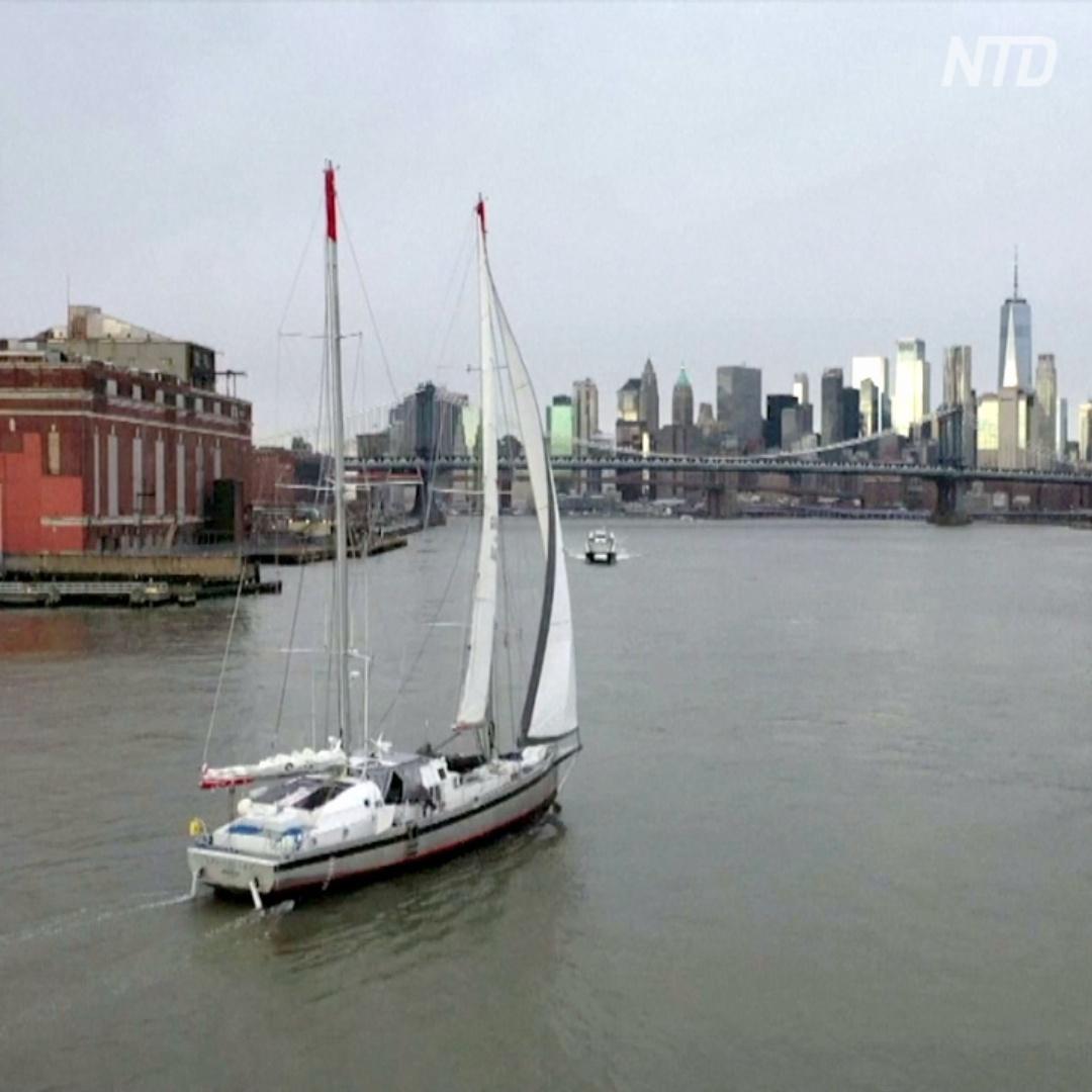 На грузовом паруснике через океан: французская компания возвращается к истокам