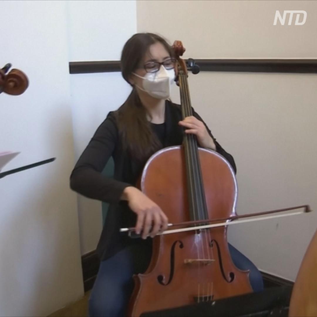 Концерты с доставкой на дом: новая услуга Франкфуртского симфонического оркестра