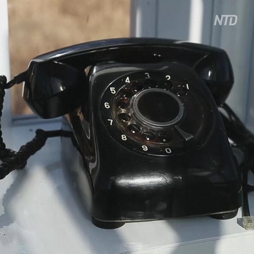 Японцы говорят с умершими из телефонной будки без проводов