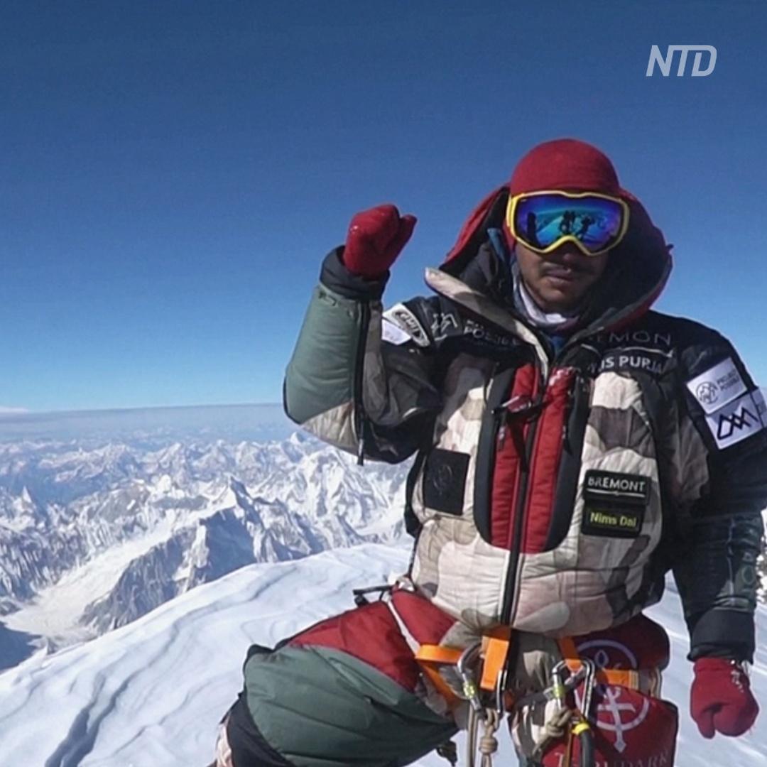 Эверест снова открывают для альпинистов