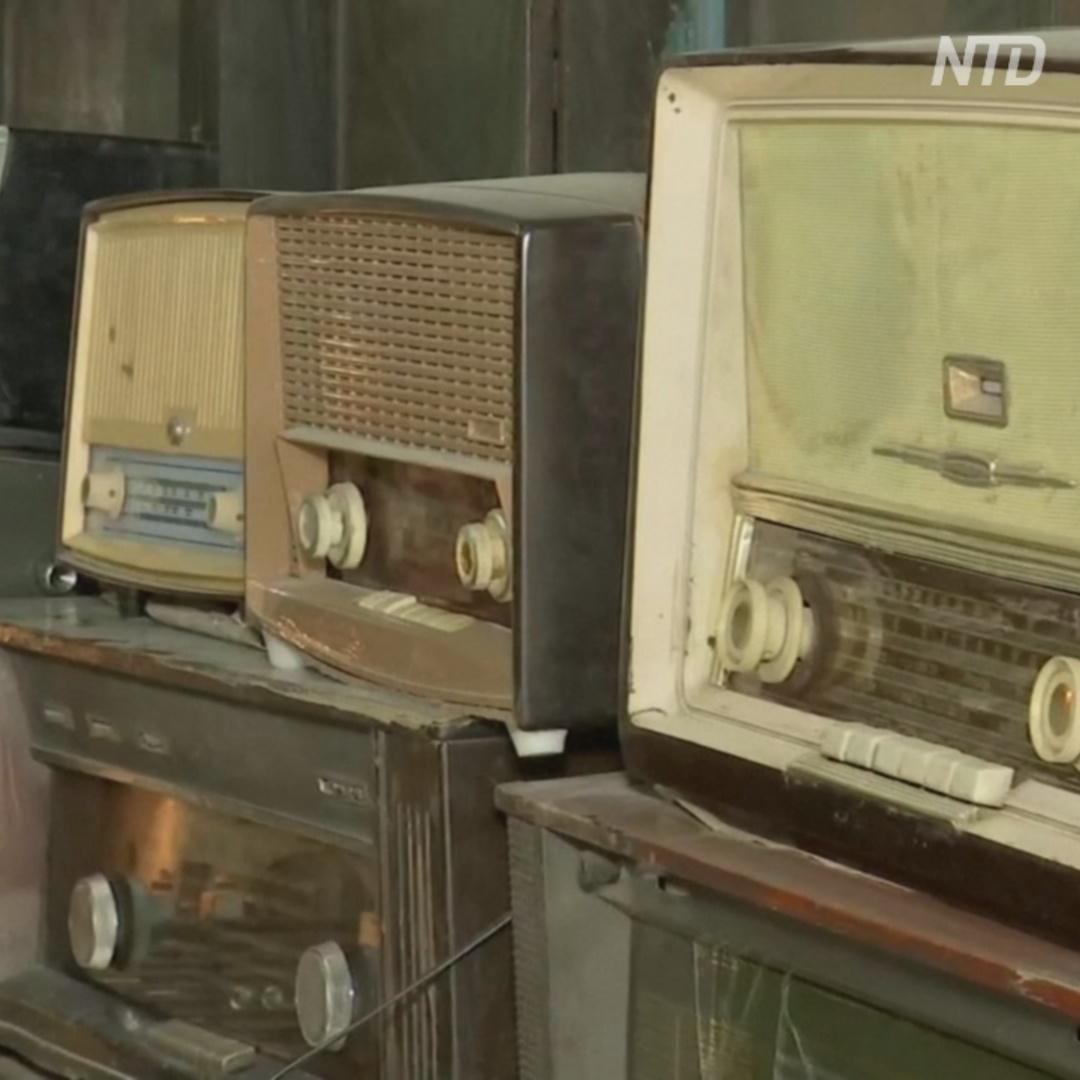 Мастерская возрастом 80 лет дарит вторую жизнь старым радиоприёмникам