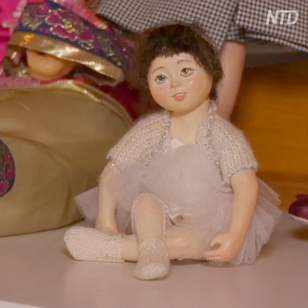 800 кукол: уникальная коллекция жительницы Москвы