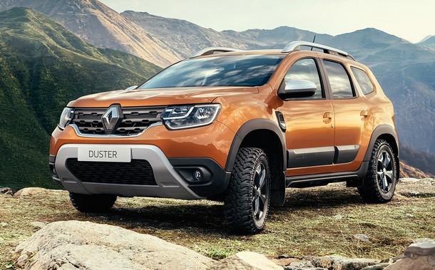 Новая модель Renault в Казани