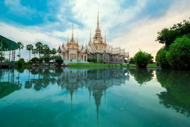 Путешествуем из Алматы в Тайланд