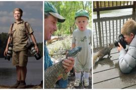 Австралийский фотограф Ирвин-младший делится своими фото