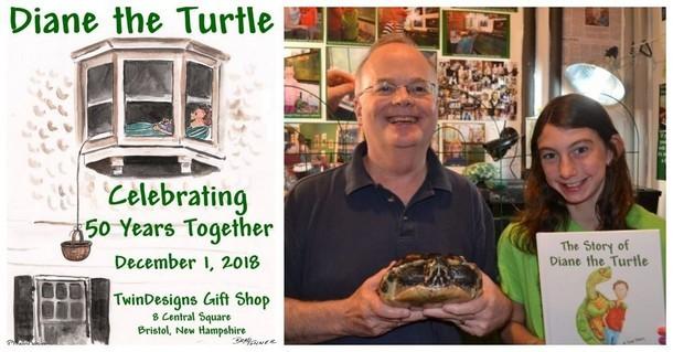 Черепаха-долгожитель отметила юбилей