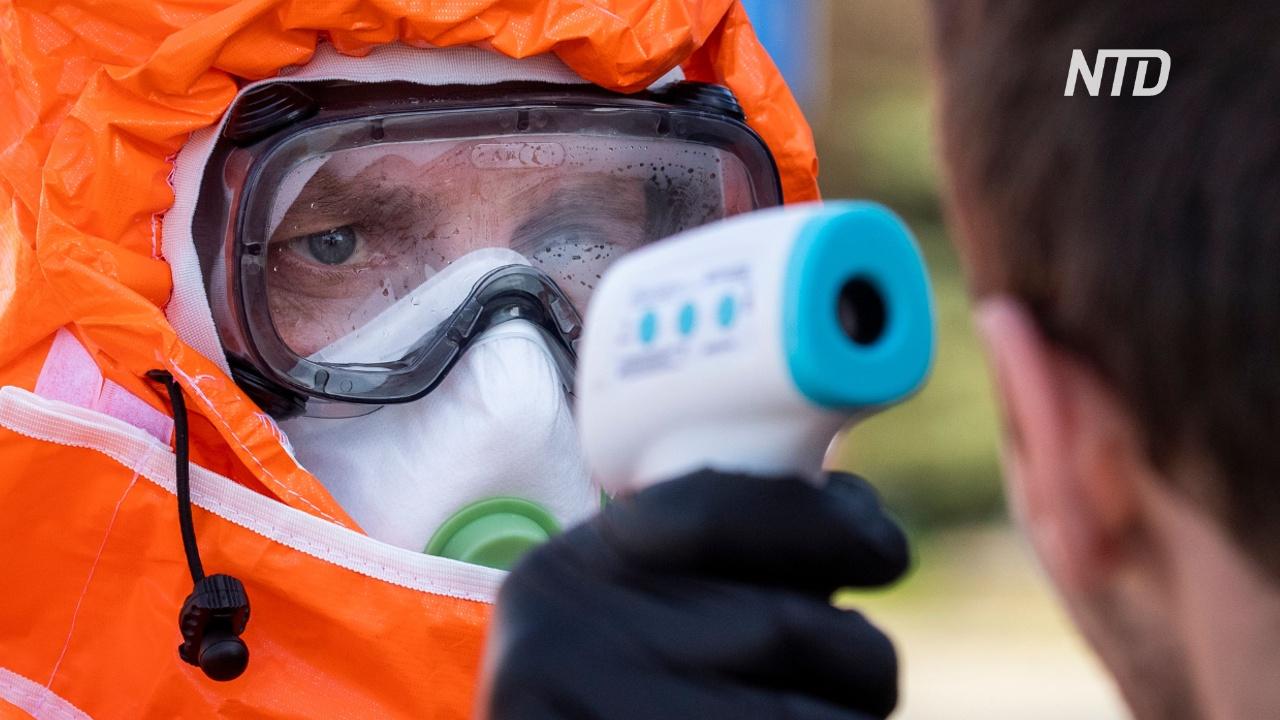 Польша подходит к пику третьей волны пандемии