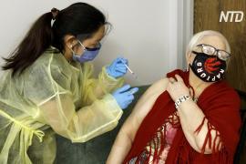 Исследование: вакцина Pfizer вызывает высокий иммунный ответ у пожилых от 80 до 96 лет
