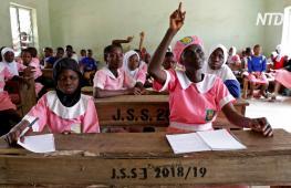 50-летняя нигерийская школьница: «Учиться никогда не поздно»