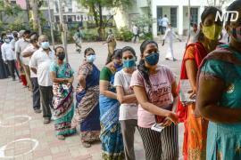 В Индии антирекорд: более 100 тыс. заболевших COVID за сутки