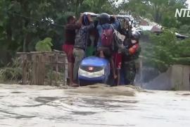 Циклон «Сероя» обрушился на Индонезию: около 100 погибших