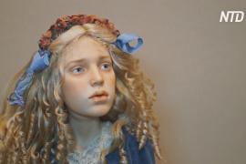 «Прекрасные куклы»: авторские игрушки из разных стран на выставке в Волгодонске