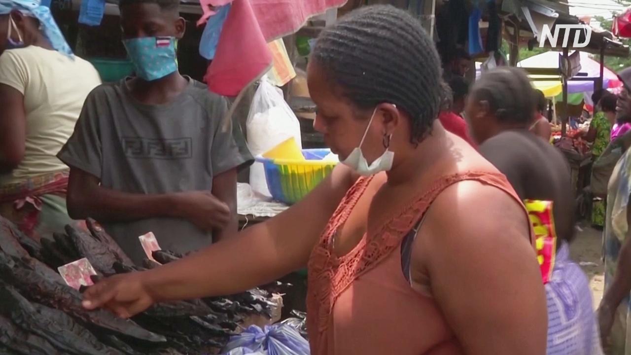 ООН: в ДР Конго голодает каждый третий