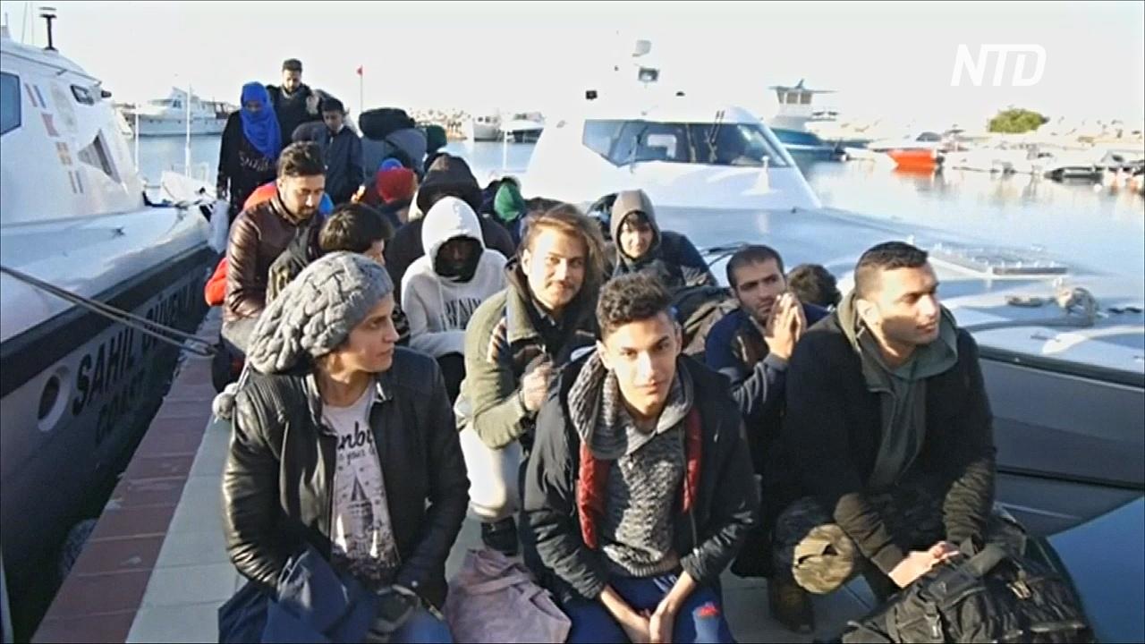 ЕС обещает Турции новое стабильное финансирование за сдерживание беженцев