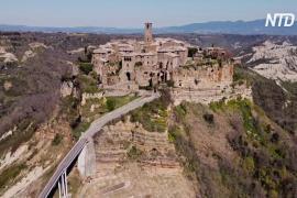 Итальянский «умирающий город» хочет получить статус ЮНЕСКО