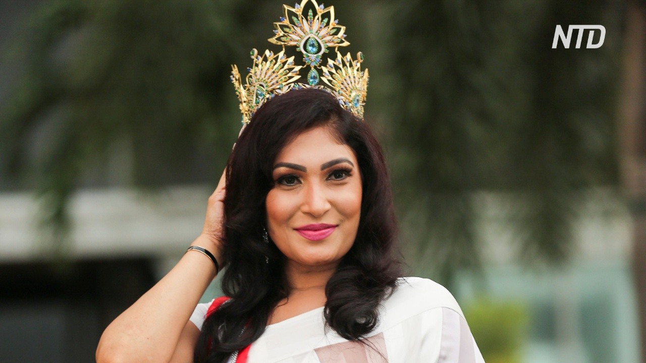 «Миссис Шри-Ланка-2021» вернули корону после того, как отобрали её прямо на сцене