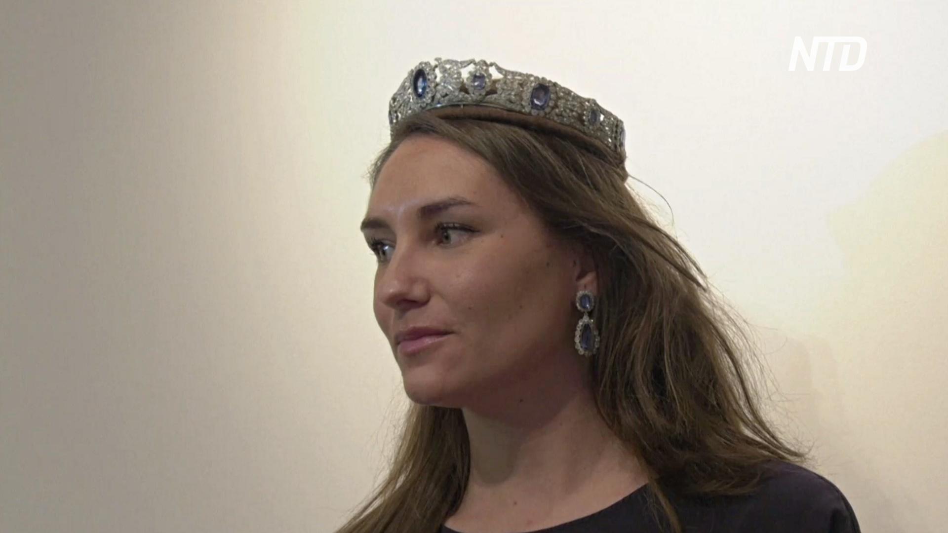Сапфиры и бриллианты приёмной дочери Наполеона выставят на торги