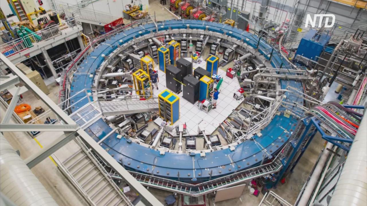 Эксперименты с мюоном поставили под вопрос Стандартную модель