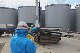 Япония планирует сбросить в океан 1,25 млн тонн воды с «Фукусимы-1»