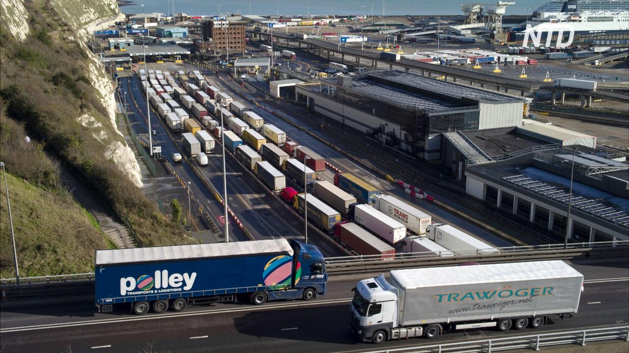 Два комитета Европарламента одобрили договор о торговле с Великобританией