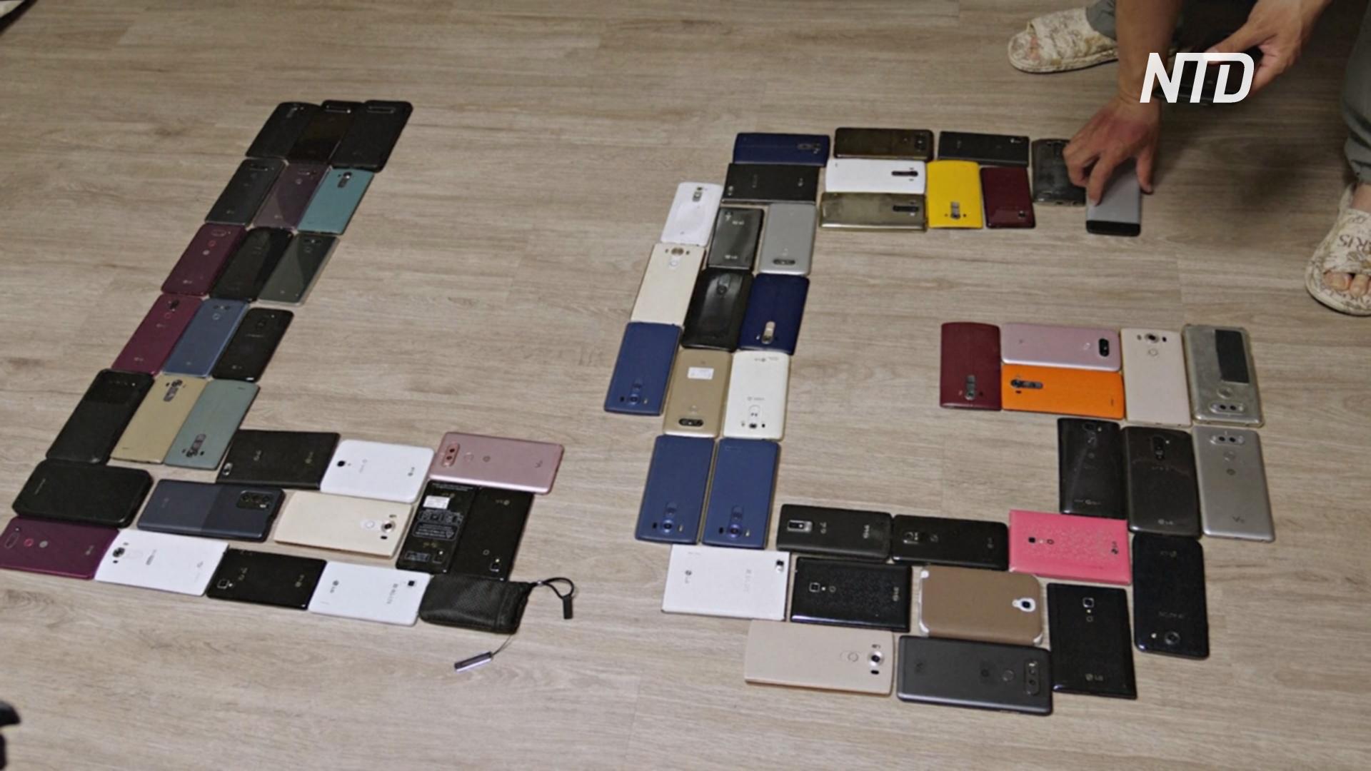Южнокореец обещает всегда пользоваться уходящими с рынка смартфонами LG