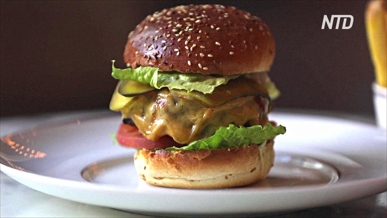 Роскошный амстердамский отель готовит гамбургеры по 20 евро за штуку