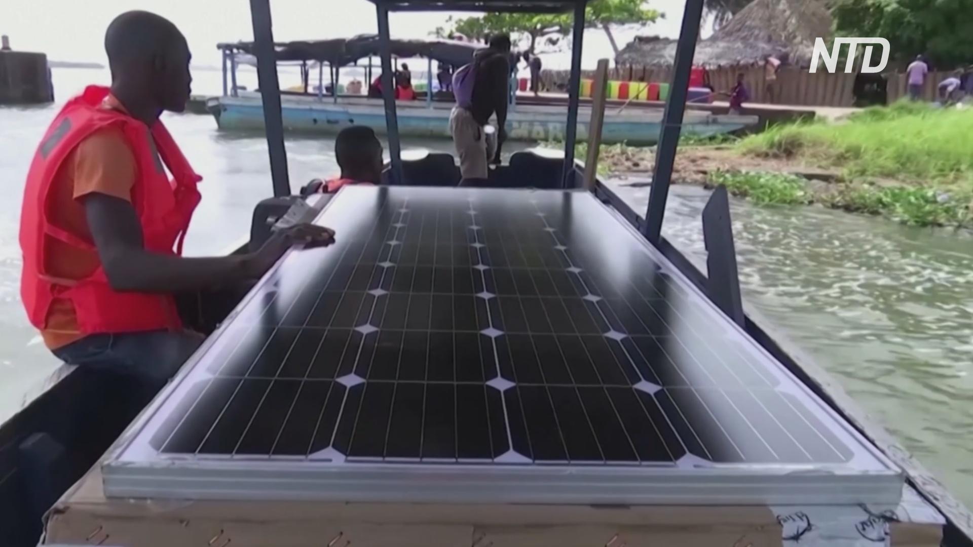 «Солнечные» морозильные камеры помогут в Африке с хранением рыбы и вакцин