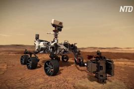 Марсоход «Настойчивость» впервые извлёк кислород из атмосферы Марса