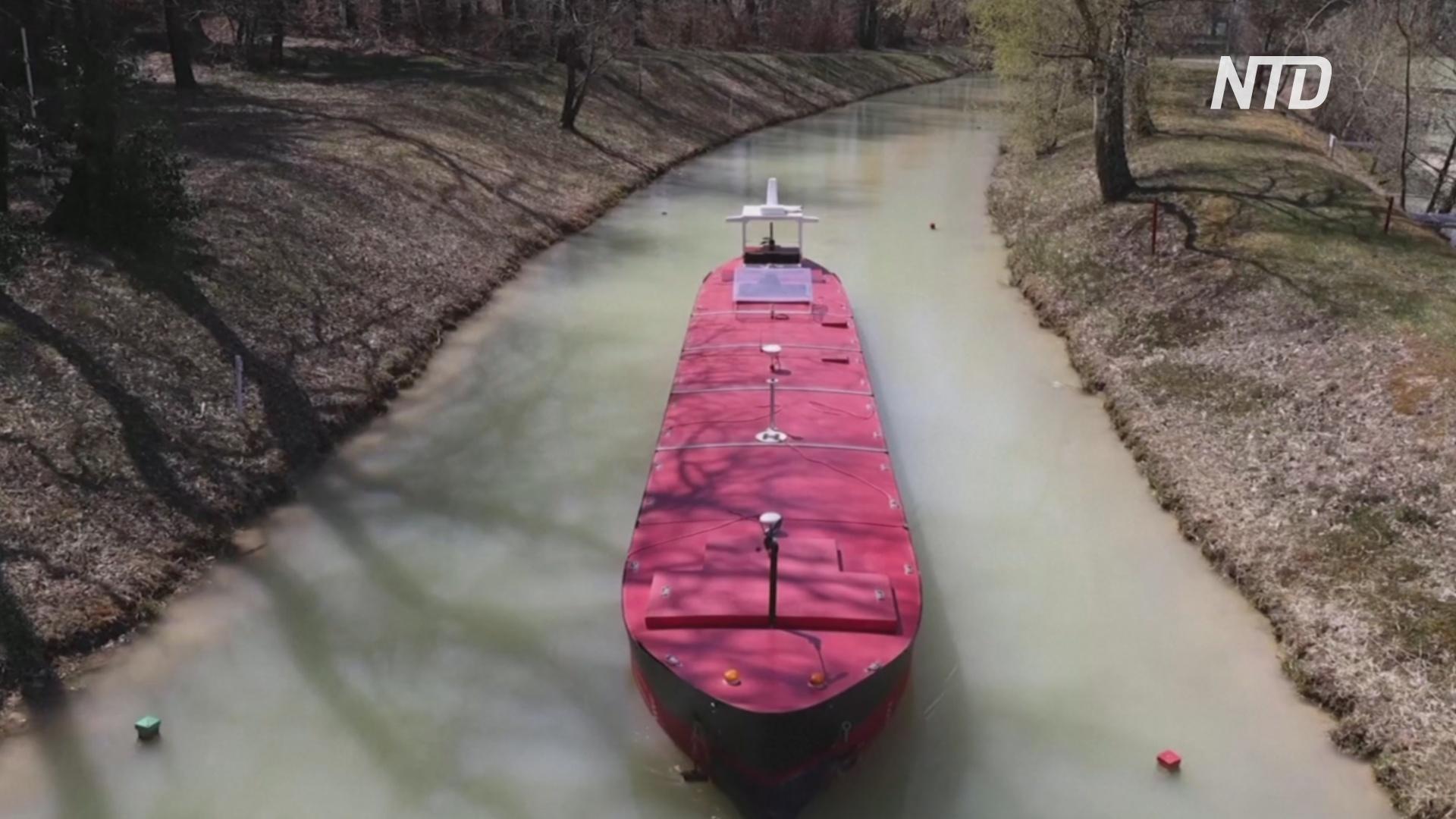 Как не сесть на мель в Суэцком канале, обучают во Франции