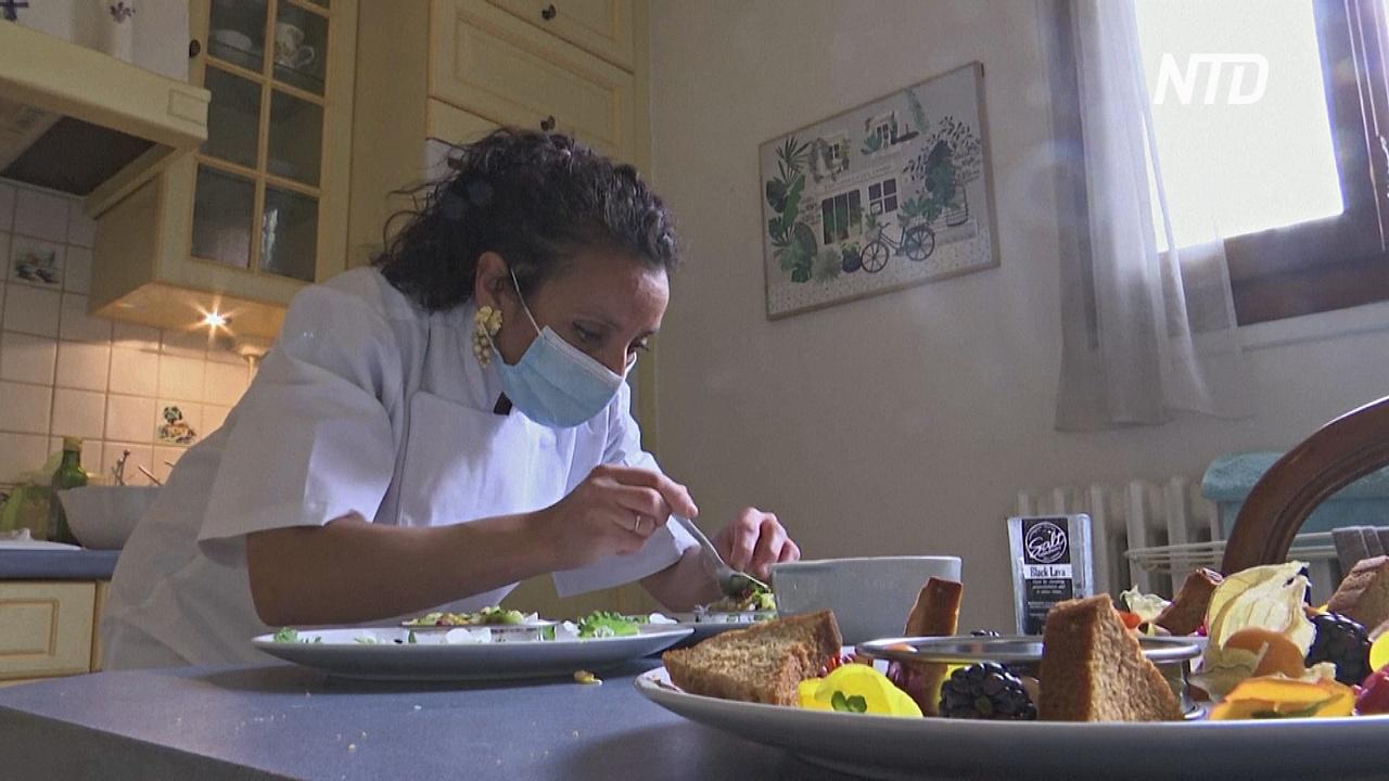 Парижане приглашают к себе домой шеф-поваров, чтобы ощутить себя в ресторане