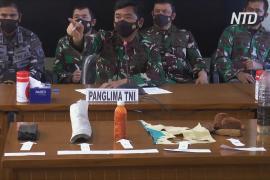 В ВМС Индонезии сообщили, что весь экипаж затонувшей подлодки погиб