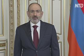 Премьер-министр Армении ушёл в отставку, чтобы провести досрочные выборы