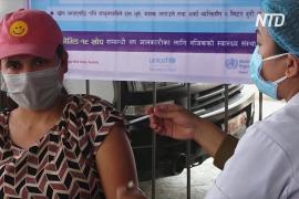 В Непале быстро распространяется индийский штамм коронавируса