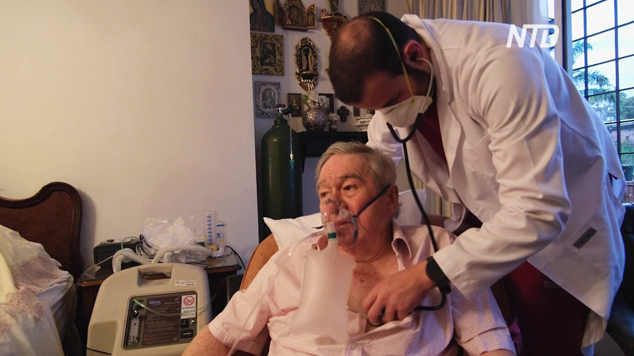 Венесуэльцы с «ковидом» вызывают на дом платных врачей, поскольку здравоохранение в стране разваливается