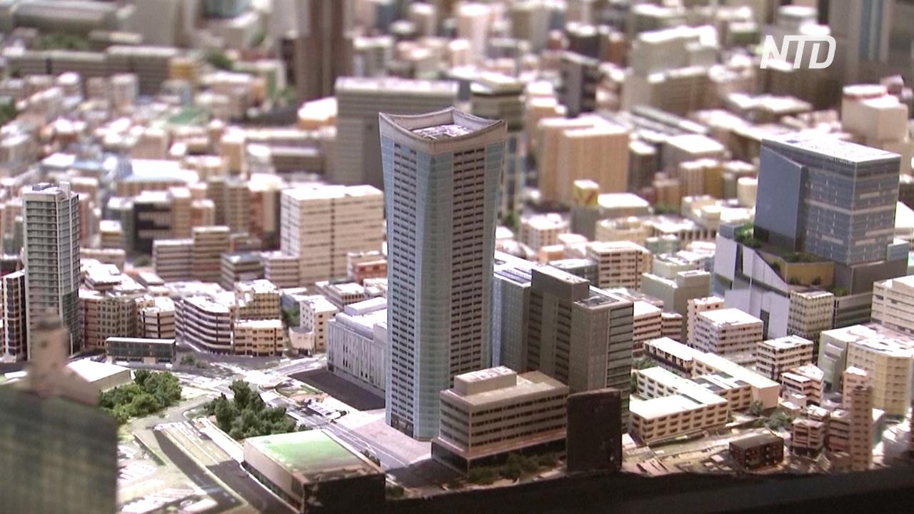 3D-модель Токио помогает городскому планированию и предотвращению стихийных бедствий