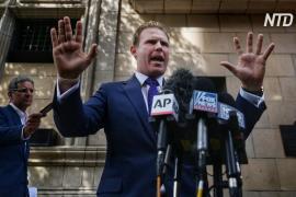 Сын бывшего адвоката Трампа осудил обыск в доме его отца