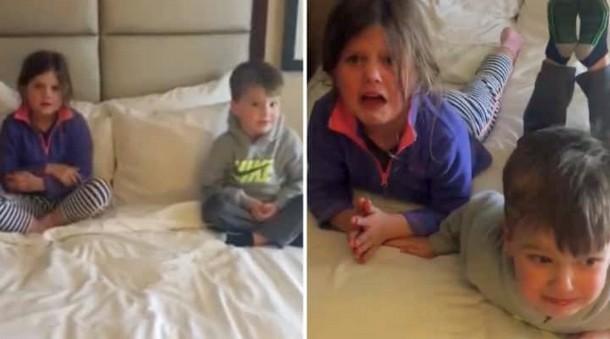 Видео реакции детей на сюрприз мамы посмотрели 11 млн раз