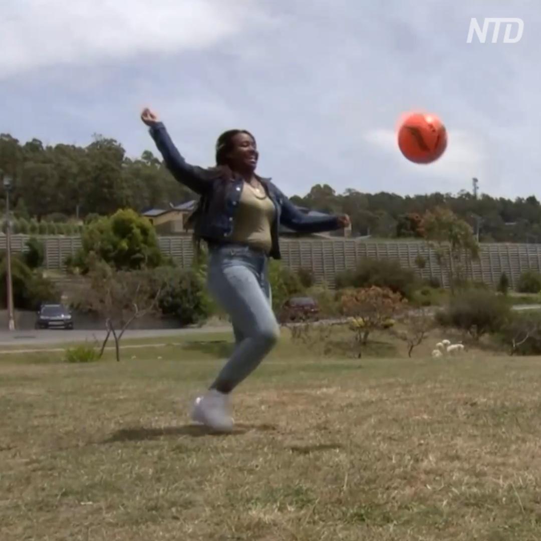 Как беженцы в Австралии вливаются в общество с помощью спорта