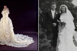 Почему жених попросил невесту сшить платье из парашюта